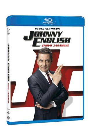 Johnny English znovu zasahuje - Blu-ray