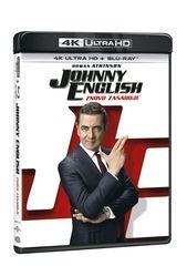 Johnny English znovu zasahuje (2 disky) - Blu-ray + 4K Ultra HD