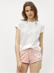 Ivy Park bílé tričko s potiskem