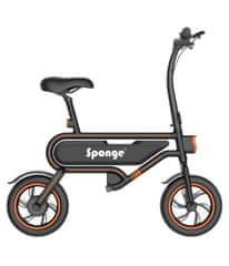 skuter elektryczny Sponge Ebike City, czarny