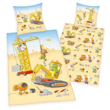 Herding Ágyneműhuzat - építkezés