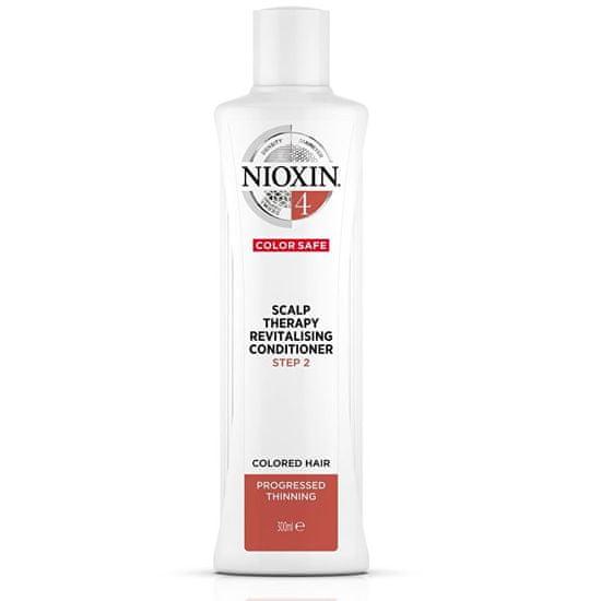 Nioxin Revitalizační kondicionér pro barvené vypadávající vlasy System 4 (Conditioner Color Save) (Objem 30