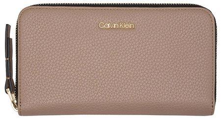 Calvin Klein Női pénztárca Base Large Zip Around