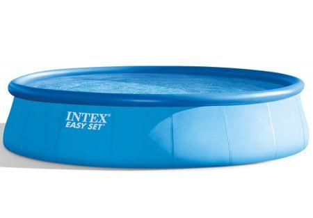 Intex bazen Metal Frame, 549 × 122 cm, s filter uloškom, s ljestvama, 26176NP