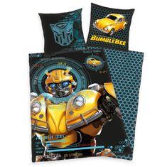 Herding posteljina Transformers Bumblebee
