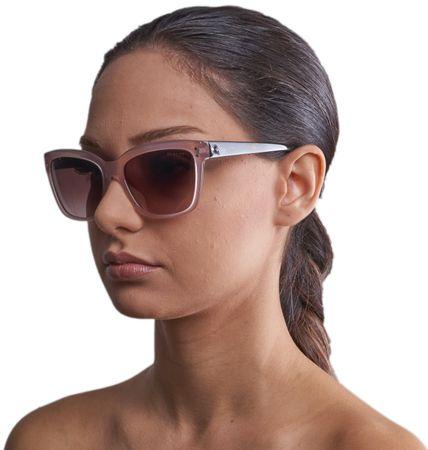 Gant okulary przeciwsłoneczne damskie różowe   MALL.PL