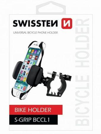 df657183deb1 SWISSTEN Kerékpáros telefontartó S-GRIP BCCL1 65010404 | MALL.HU