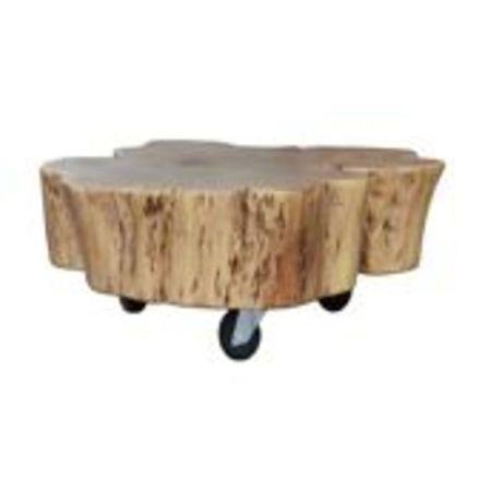 KARE Konferenční stolek Mother Nature O50-60 cm