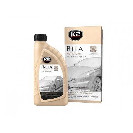 K2 avto šampon Bela Blueberry, 1l