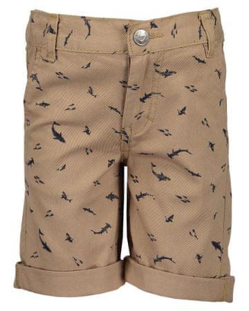 Blue Seven szorty dżinsowe chłopięce 92 brązowe