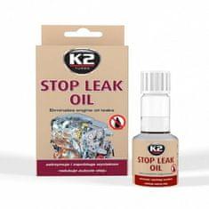 K2 aditiv za preprečevanje iztekanja olja, 50 ml