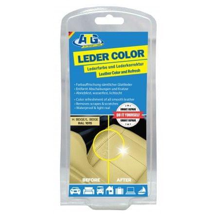ATG barva za usnje - bež