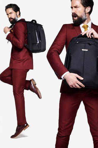 Batoh na notebook a tablet Samsonite XBR Lapton Backpack, Black