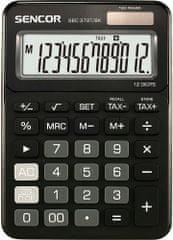SENCOR kalkulator SEC 372T/BK