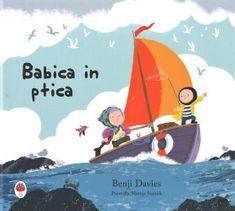 Benji Davies: Babica in ptica
