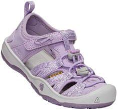 KEEN sandały dziewczęce Moxie Sandal C-Lupine/Vapor