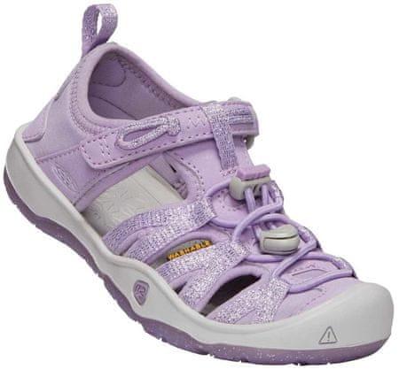 KEEN dekliški sandali Moxie Sandal C-Lupine/Vapor US 8 (EU 24)