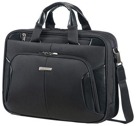 "Samsonite torba na laptopa Samsonite XBR Bailhandle 2C 15,6 "" Black 08N*09007"