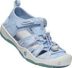 KEEN sandały dziewczęce Moxie Sandal C-Powder Blue/Vapor