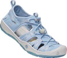 KEEN dekliški sandali Moxie Sandal Y-Powder Blue/Vapor