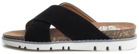Refresh dámské pantofle černá 36 - použité