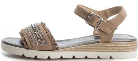 Refresh ženski sandali, 37, bež