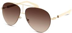 Balmain ženska sončna očala, zlata