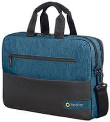 "American Tourister Torba za prijenosno računalo City Drift Laptop Bag 15,6"" (33,7 cm) -28G*19004, crna/plava"