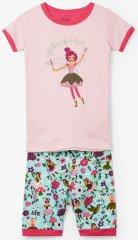 Hatley dívčí letní pyžamo s vílou