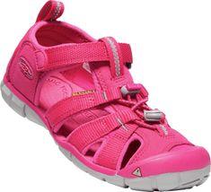 KEEN sandały dziecięce Seacamp II Cnx Y-Hot Pink