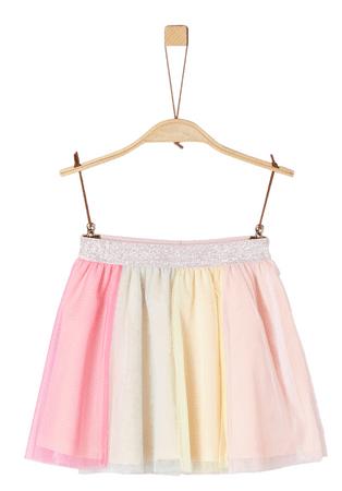 s.Oliver dívčí sukně 98 vícebarevná