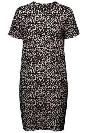 Vero Moda Női ruha Saga Ss Short Dress Oatmeal (méret XS)