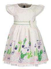 Blue Seven dívčí šaty s potiskem