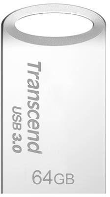 Transcend JetFlash 710 64GB bílý (TS64GJF710S)
