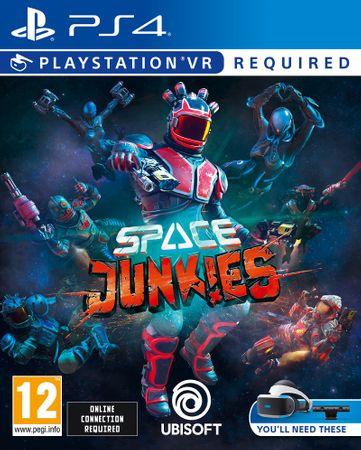 Ubisoft igra Space Junkies VR (PS4)