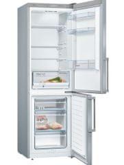 BOSCH KGV39UL30 Kombinált hűtőszekrény, 344 L, A++