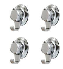 Compactor Bestlock háčky do koupelny, 4 ks