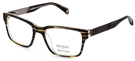 Balmain unisex szemüvegkeretek fekete