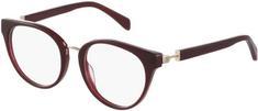 Balmain kék bordó szemüvegkeret