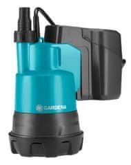 Gardena 1748-20 akumulatorowa pompa głębinowa do czystej wody 2000/2 Li-18