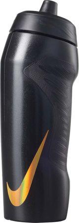 Nike Hyperfuel Water Bottle - Black/Black/Black/Metallic Gold