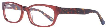 Gant dámské červené brýlové obroučky