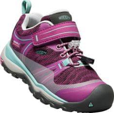 KEEN buty dziecięce Terradora Low Wp K, Boysenberry/Red Violet