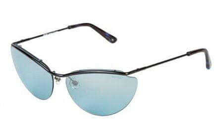 Kenzo okulary przeciwsłoneczne damskie czarne