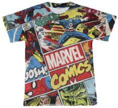Disney koszulka chłopięca Marvel