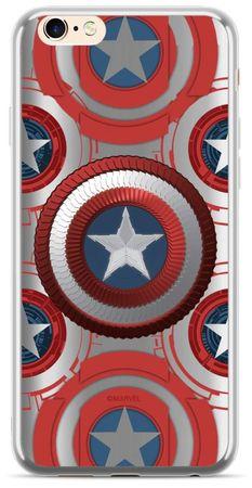 MARVEL maska za Huawei P20 Lite Captain America 014 MPCCAPAM5465