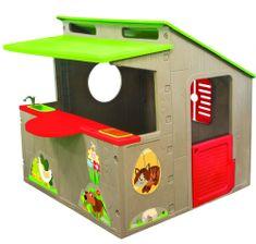 Mochtoys domek zabawkowy
