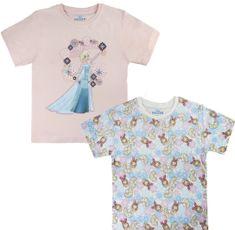 Disney dívčí set triček Frozen