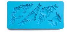 Ibili 3D forma na fondant ornamenty