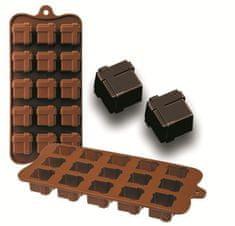 Ibili Formičky na čokoládu dárek 10,5x21cm